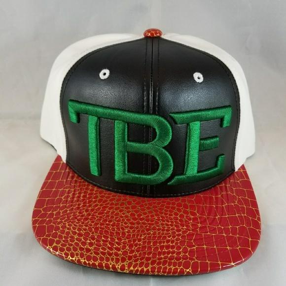 08087b931a7 TBE TMT THE MONEY TEAM ADJUSTABLE HAT